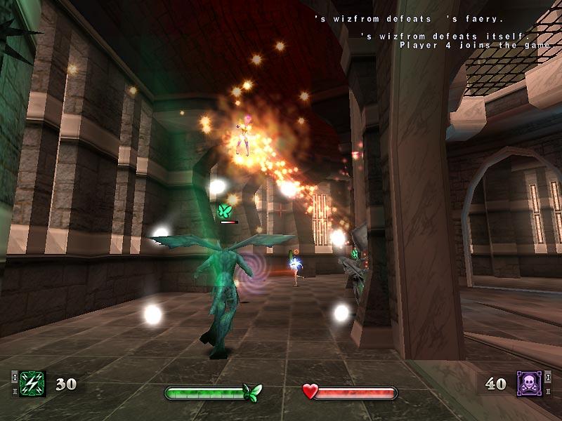Скриншоты к игре Zanzarah The Hidden Portal (PC) .